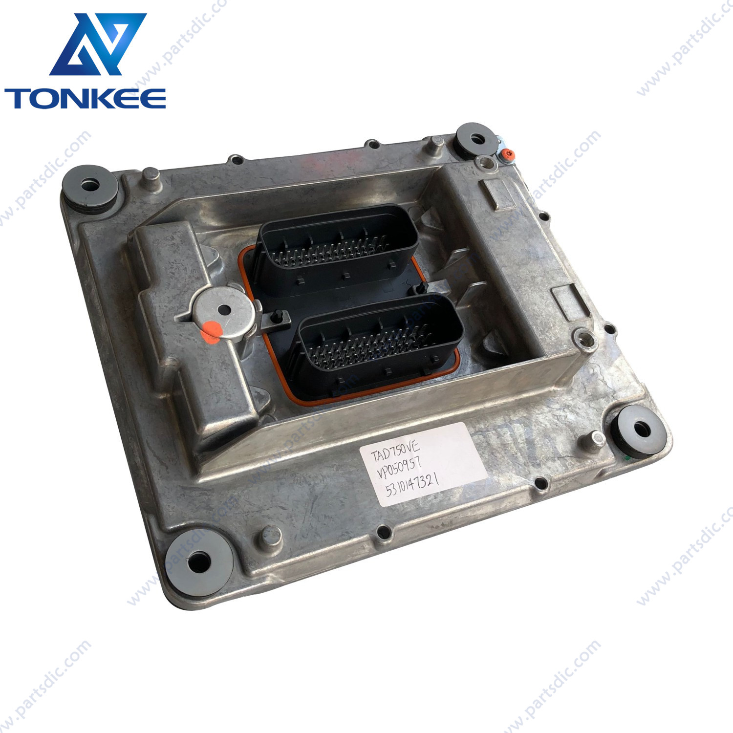 NO. 5310147321 60100001 60100001P03 TRW ECU engine control unit TAD750VE DCE140-6 D7E engine electronic control unit Serial for VOLVO