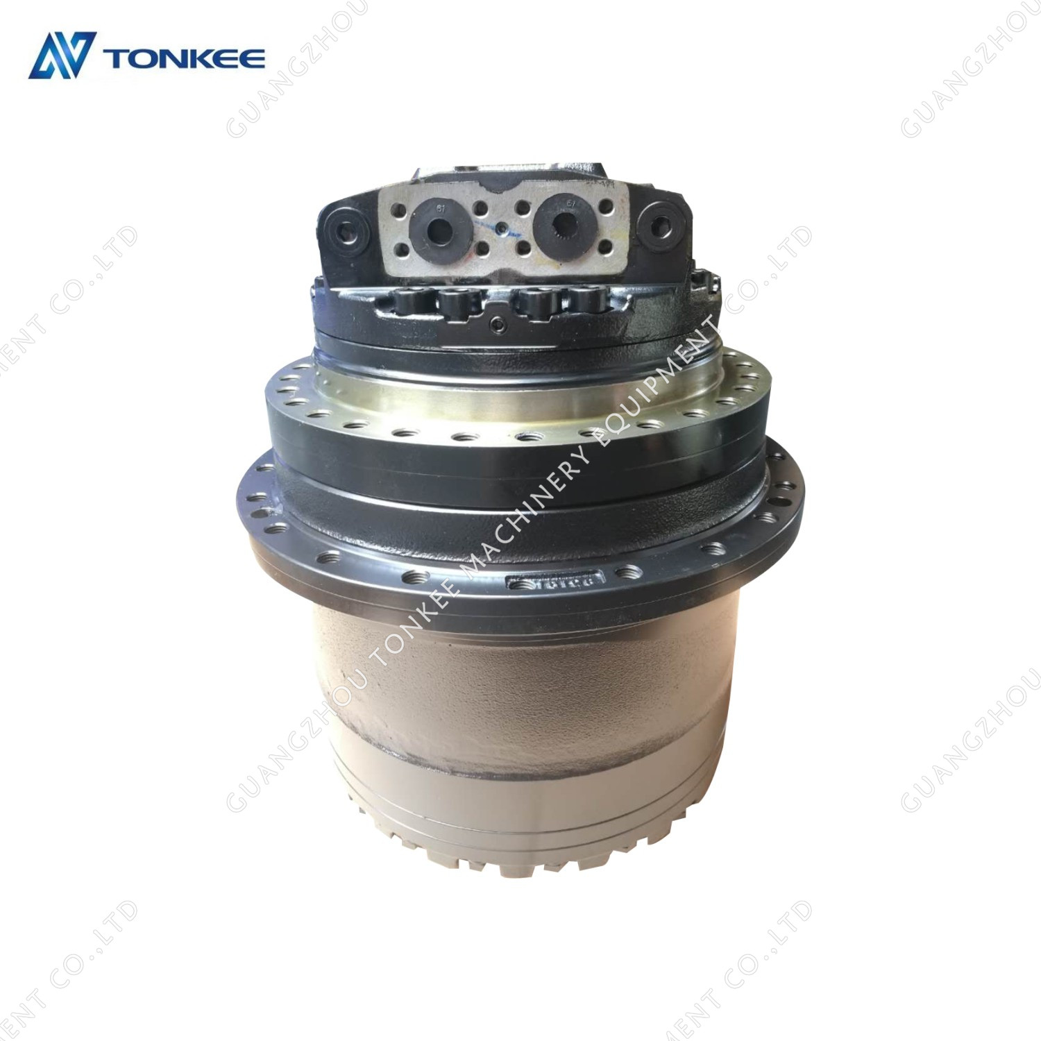 genuine new DOOSAN 67684001 final drive group R160LC R160 travel motor assy for HYUNDAI excavator