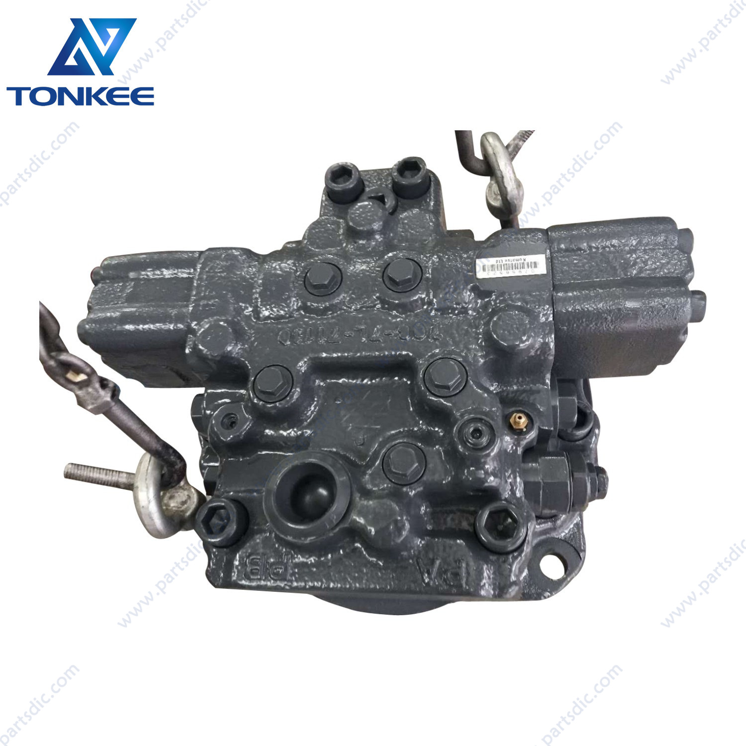 706-7L-01110 travel motor assy excavator PC2000-8 hydraulic travel motor without final drive for KOMATSU