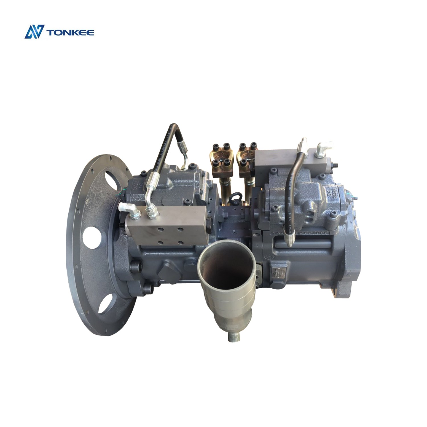 708-2L-00300 hydraulic main pump K3V112DT convert to PC200-7 hydraulic pump replace HPV95 modified piston pump for KOMATSU excavation