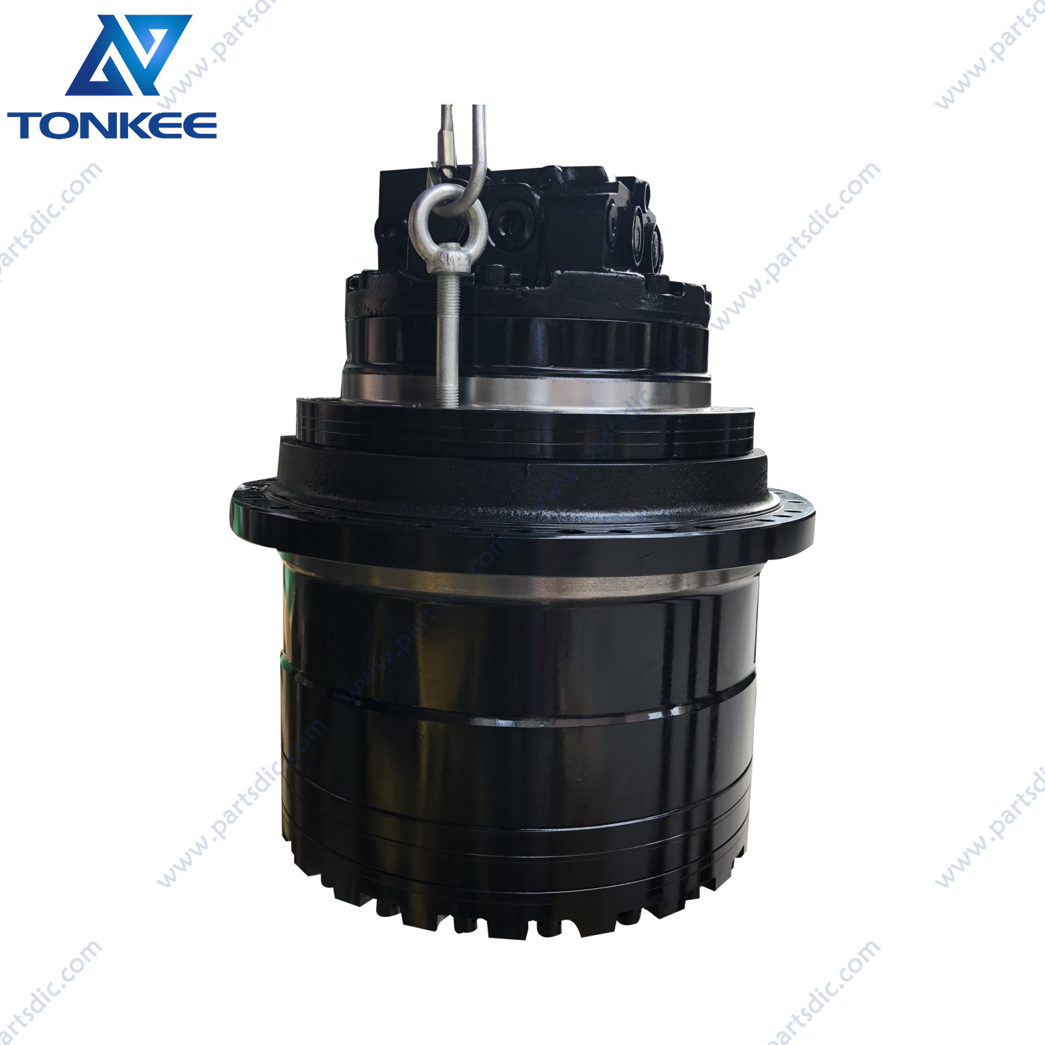 VOE14533651 excavator track device EC210B EC240B final drive TM40VC travel motor Assy for VOLVO