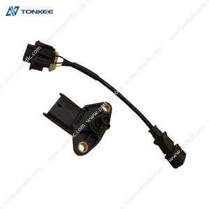 VOE20450693 Booster pressure sensor EC160B EC180B EC290B EC240B EW160B EW180B EW200B EW145B cable and battery disconnector sensor for VOLVO excavator