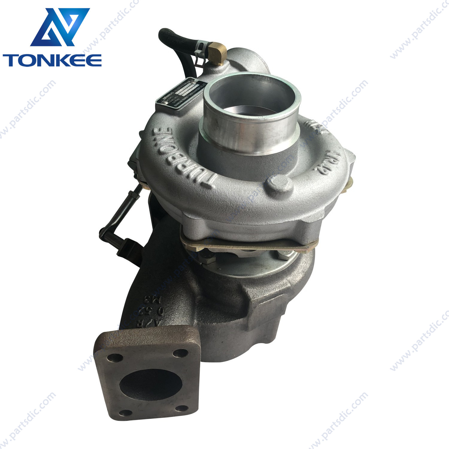 2674A845 GT25 GT2559 728918-5007 3054C 1104D-44T excavator engine turbo 422E 428E 432E Backhoe Loader diesel engine turbo