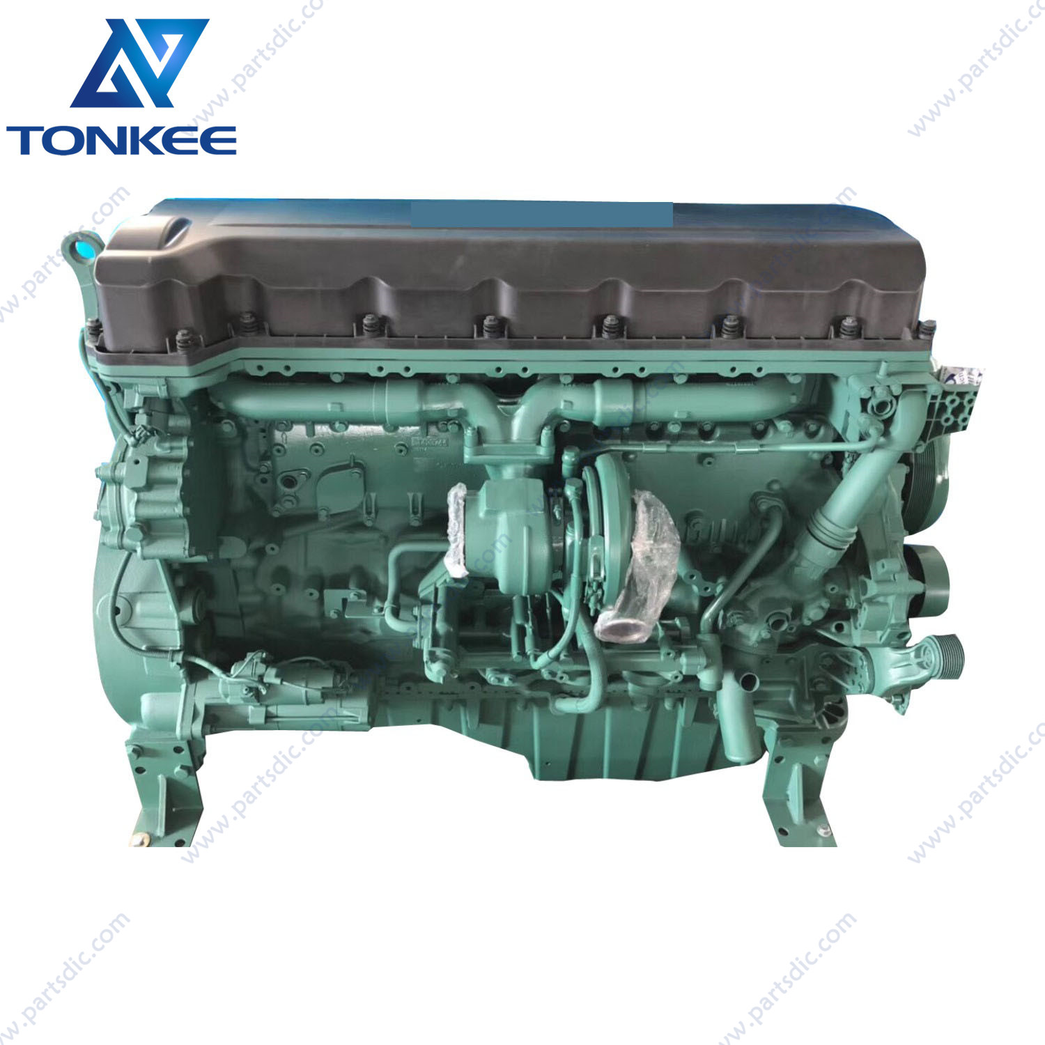 original EC380D EC480D excavator diesel engine suitable D13 D13A D13F VCE 15185572 17456232 SD130A complete diesel engine assy for VOLVO