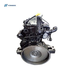 NEW QSB6.7 260hp 194kW new diesel engine assy excavator PC200-8 engine assy PC210-8 SAA6D107E-1 complete  engine assembly for KOMATSU