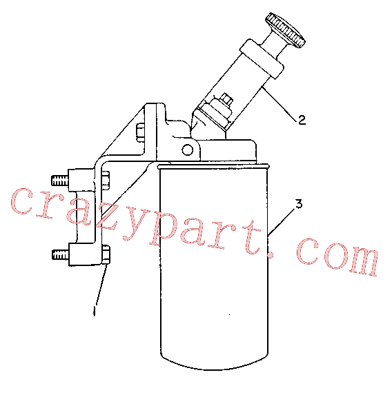 CAT 8C-6561 for 941B Track Loader(TTL) fuel system and governor 8N-4454 Assembly